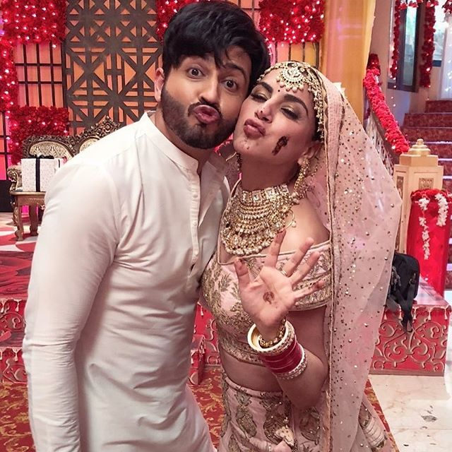 Scenes from Kundali Bhagya's Karan and Preeta's chemistry will make you blush 4
