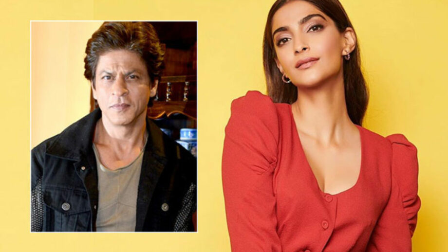 Shah Rukh Khan is the Lucky Charm for The Zoya Factor