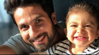 Shahid Kapoor and Misha are absolute father-daughter goals 4
