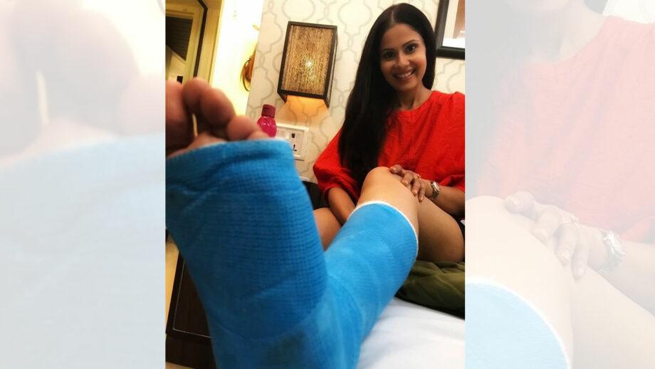 Shitty Ideas Trending founder Chhavi Mittal fractured her leg