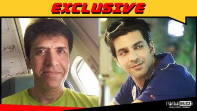Sooraj Thapar and Neel Motwani in &TV's Paramavatar Shri Krishna