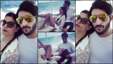 Sushmita Sen's private and romantic sea date with her boyfriend