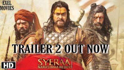 Sye Raa Trailer 2 has a battlefield like never seen before