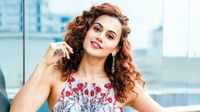 Taapsee Pannu shares thought-provoking message from BTS of Thappad