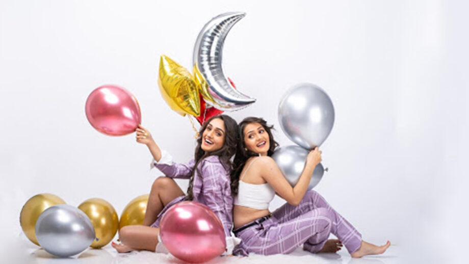 Tanya Sharma and Kritika Sharma thrilled about their YouTube channel, Sharma Sisters