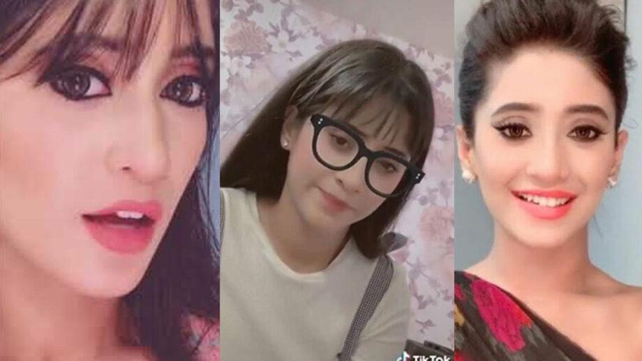 The best of Yeh Rishta Kya Kehlata Hai actress Shivangi Joshi on TikTok