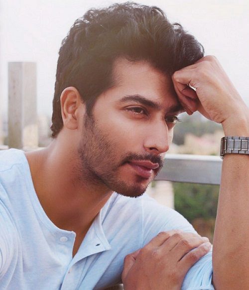 The handsome and broody Sehban Azim journey to success 4