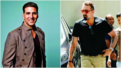 The jodi of Sanjay Dutt and Akshay Kumar is back again and how