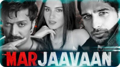 The new Marjaavan poster sees Sidharth Malhotra & Riteish Deshmukh baying for each other's blood