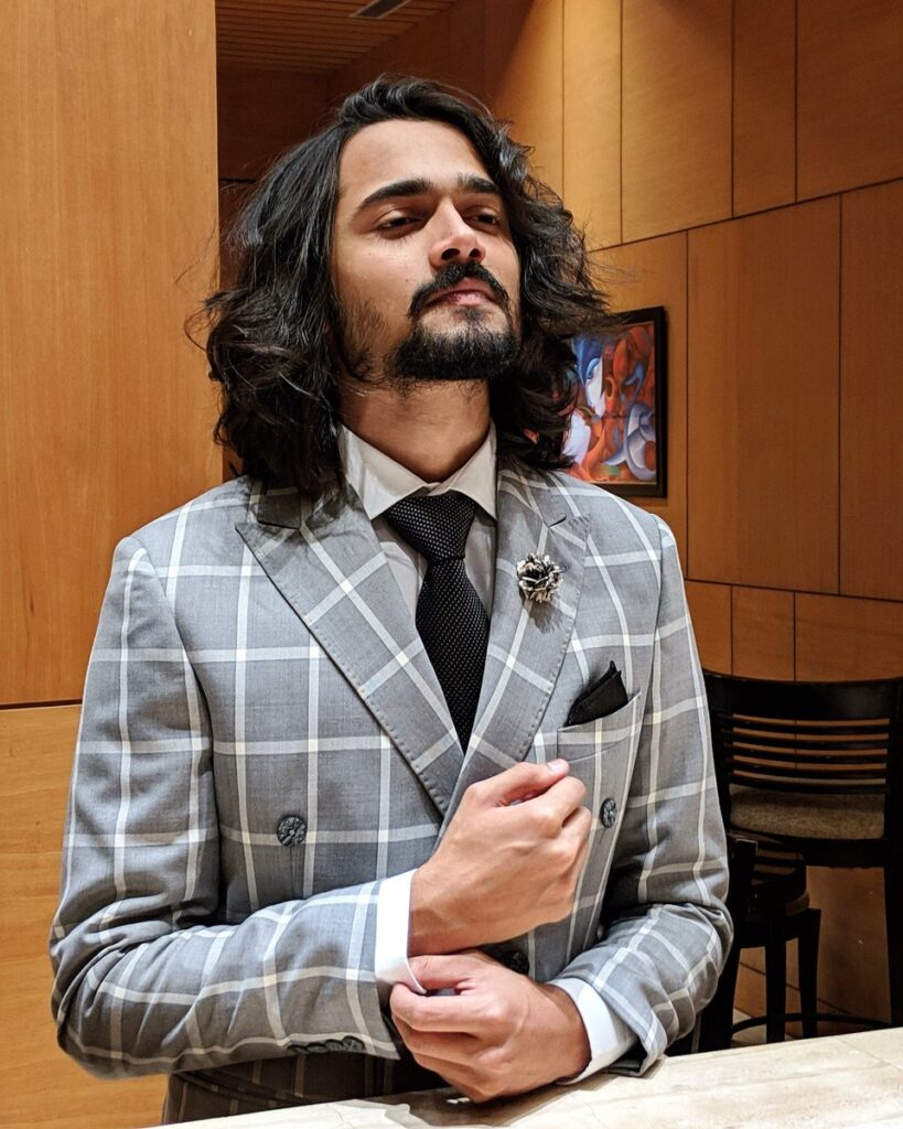 The sexy suit looks of heartthrob Bhuvan Bam 4