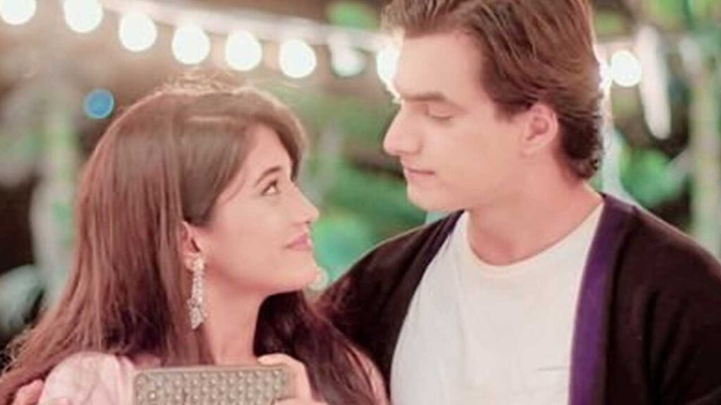 This adorable romance between Kartik and Naira is too cute to handle