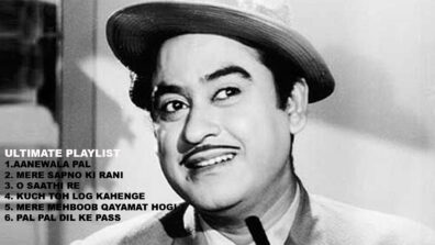 This Ultimate Playlist Of Kishore Kumar's Evergreen Hits That Will Never Go 'Out Of Fashion'