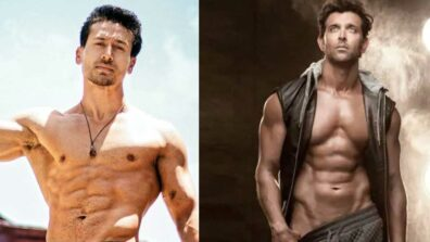 Tiger Shroff vs Hrithik Roshan: The king of action