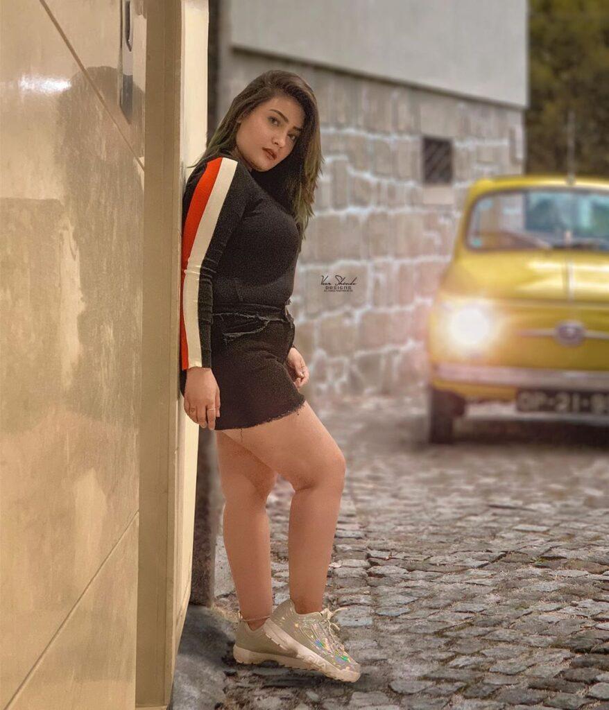 TikTok star Aashika Bhatia is a style diva 2