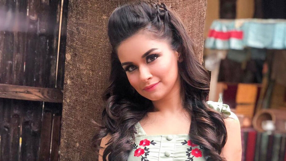 TikTok star Avneet Kaur's fine balance of her work and education