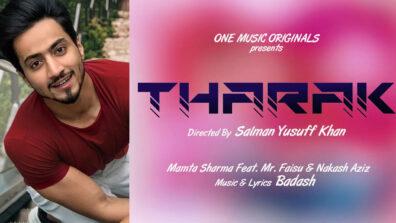 TikTok star Faisu's new video for the song Tharak released!