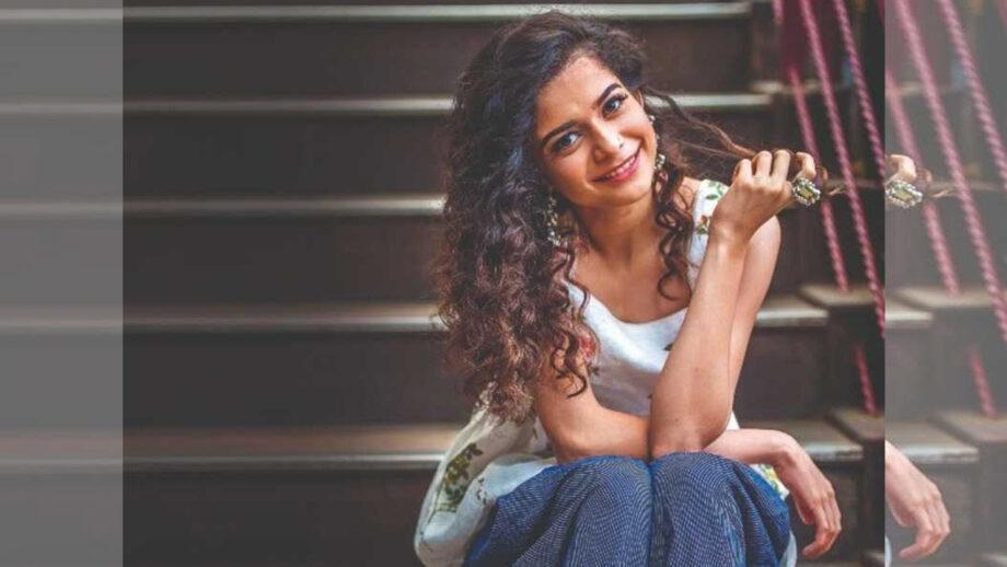 Top killer looks of Mithila Palkar that will make you go WOW