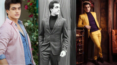 Top Killer Looks Of Mohsin Khan That Had Us Sweating! 3