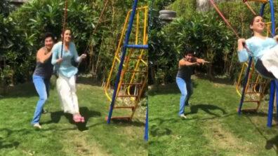 Varun Dhawan takes Sara Ali Khan back to her childhood