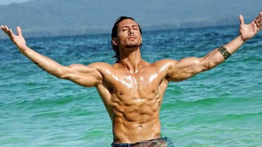 When Tiger Shroff left us drooling with his abs-tastic body
