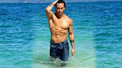 When Tiger Shroff left us drooling with his abs-tastic body 3