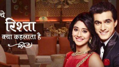 Yeh Rishta Kya Kehlata Hai 03 Sept 2019 Written Update Full Episode: Vansh and Kairav Argue
