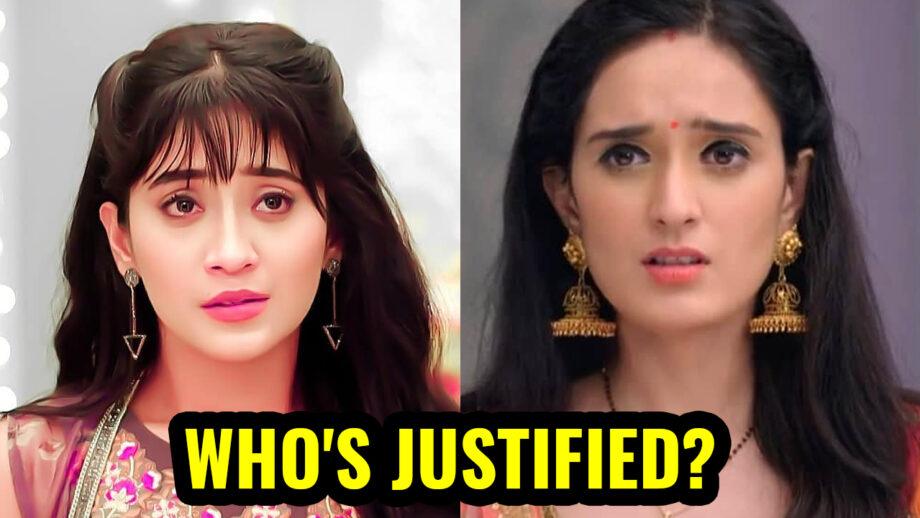 Yeh Rishta Kya Kehlata Hai: Destiny's cruel play with Naira and Vedika 1