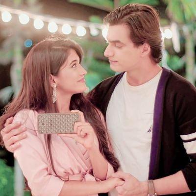 Yeh Rishta Kya Kehlata Hai: Kartik and Naira, cuteness overload 2