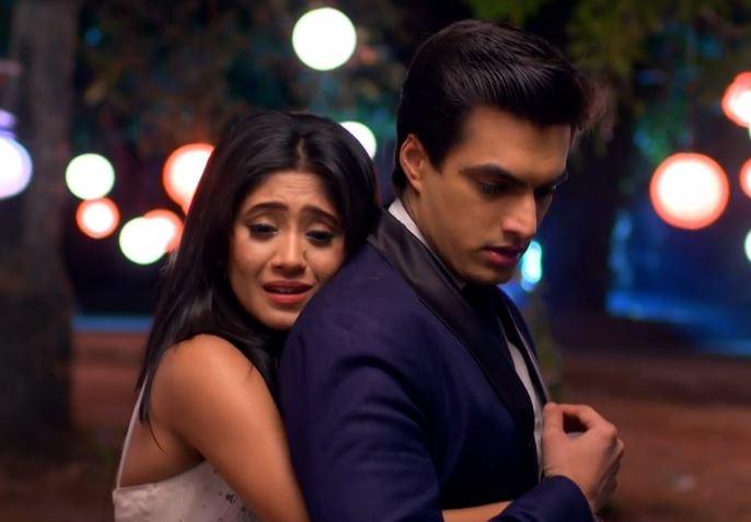 Yeh Rishta Kya Kehlata Hai: Kartik and Naira, cuteness overload 5