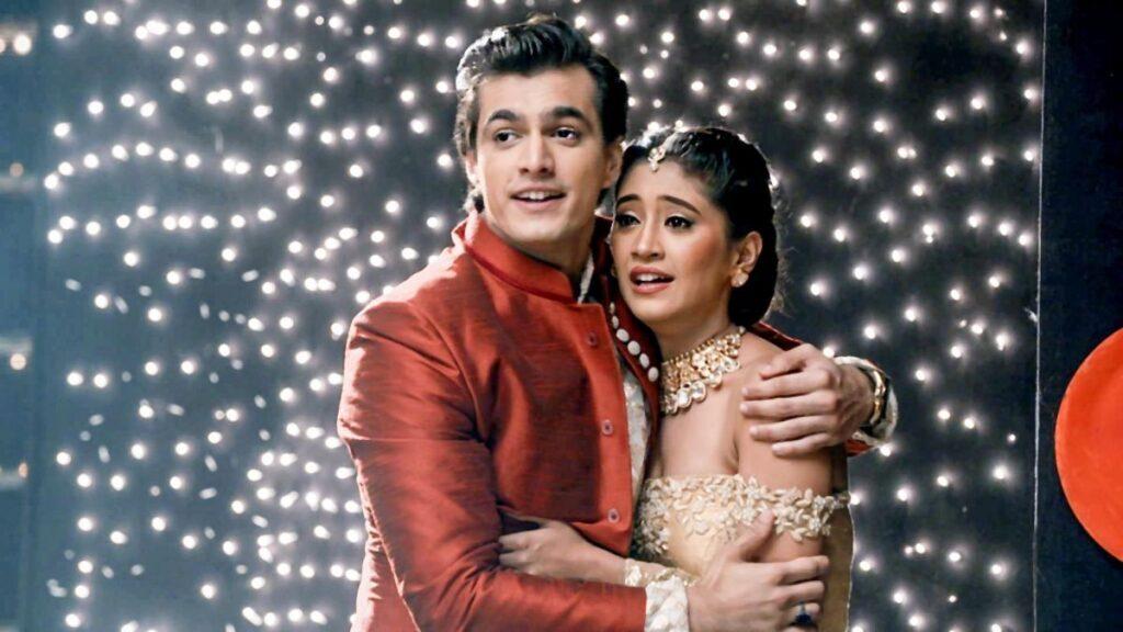 Yeh Rishta Kya Kehlata Hai: Kartik and Naira, cuteness overload 6