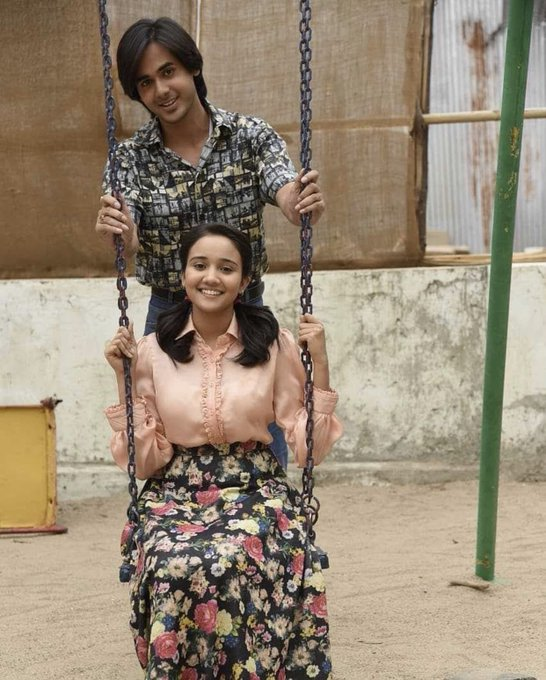 #YUDKBHTurns2: Lovebirds Sameer and Naina's journey 9