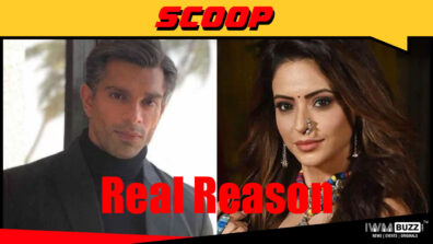 Aamna Sharif aka Komolika's re-entry the real reason for Karan Singh Grover aka Bajaj's exit?