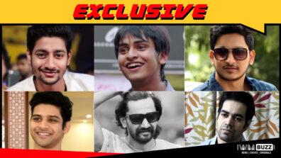 Akash Thosar, Satya Manjrekar, Jay Parab, Siddhant Muley, Sanjay Dadhich, Hemant Koumar in Hotstar series