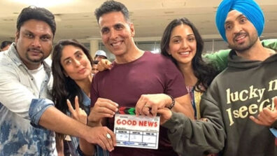 Akshay Kumar's Good Newwz gets its 'delivery' date