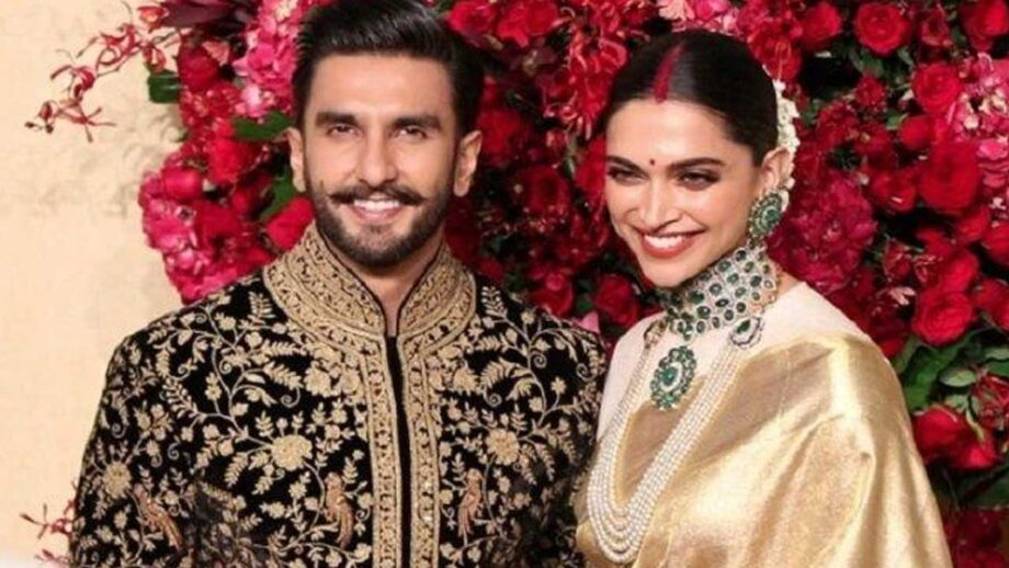 All the cute moments of Ranveer and Deepika that melt our hearts 2