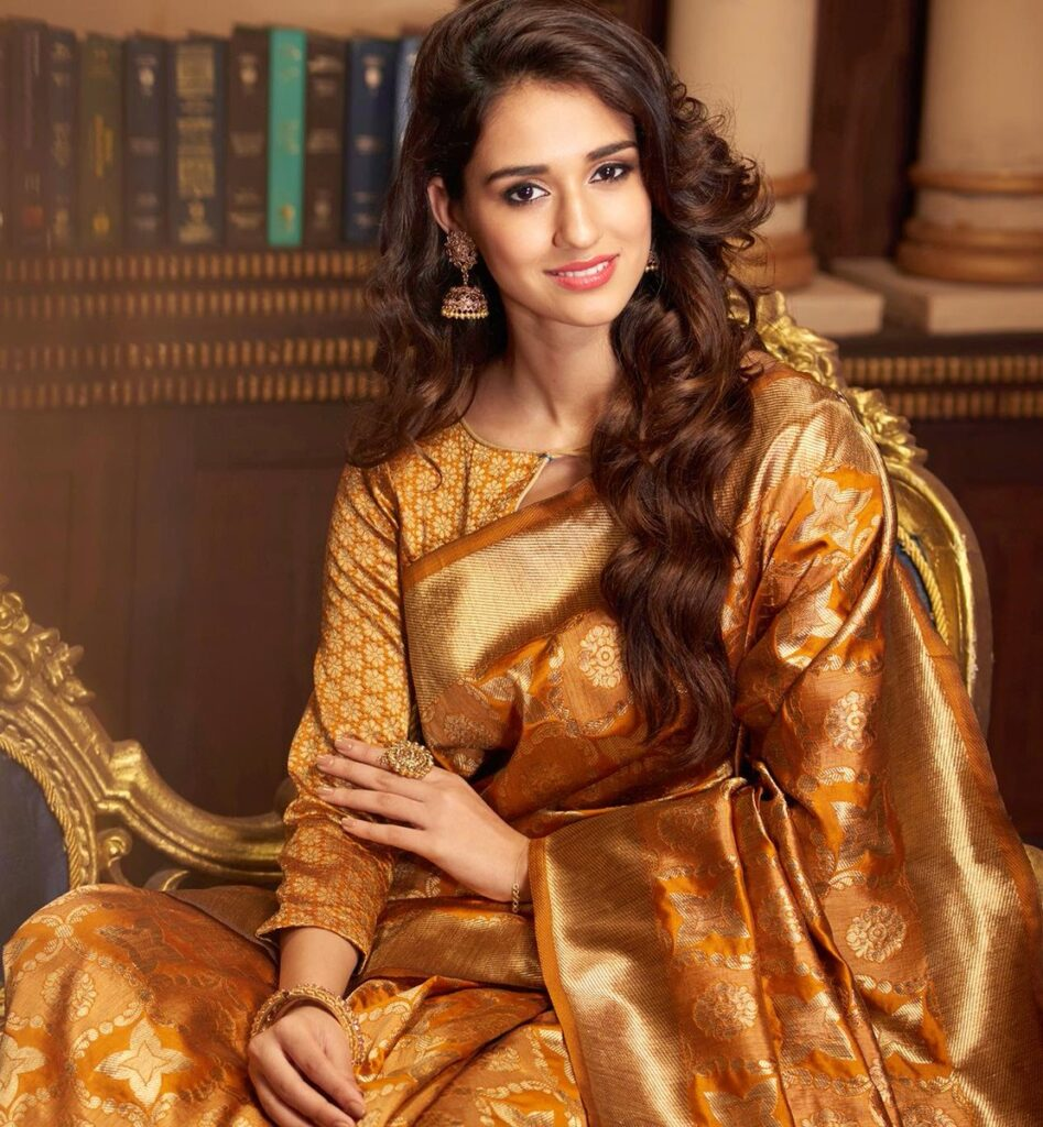 All the times when Disha Patani absolutely slayed in the desi avatar 3