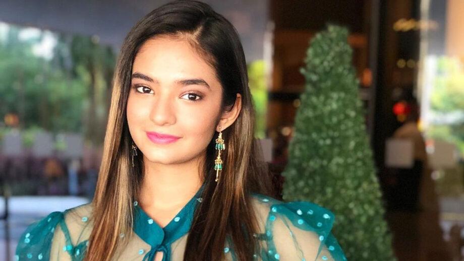Anushka Sen is now a global star 1