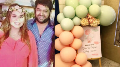 Baby shower pictures of Kapil Sharma's wife Ginni Chatrath 5