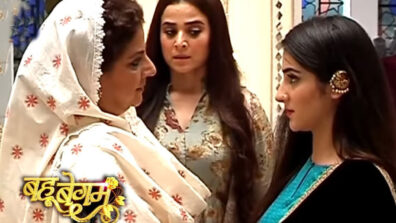 Bahu Begum: Dadi to put the blame on Raziya