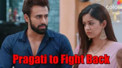 Bepanah Pyaar: Pragati decides to WIN Raghbir's love again