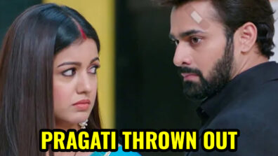Bepanah Pyaar: Raghbir THROWS Pragati out of his life