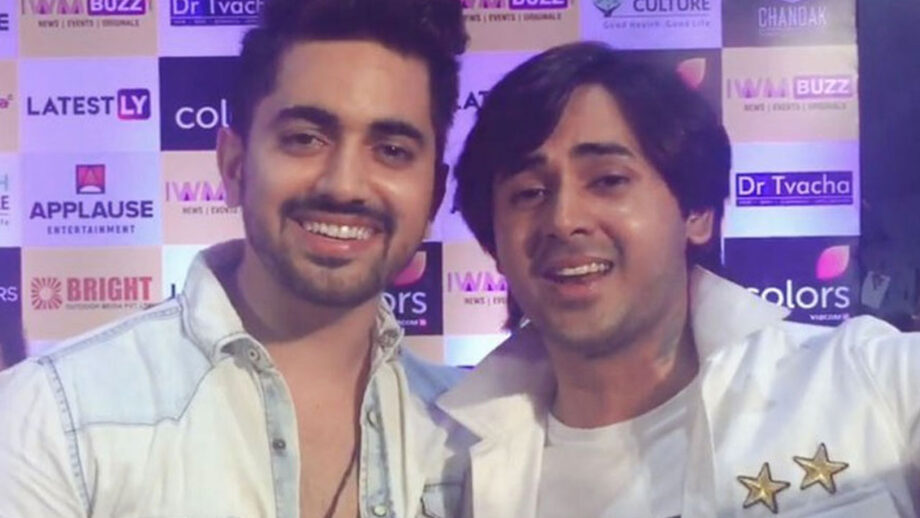 BFFs Randeep Rai and Zain Imam back on screen