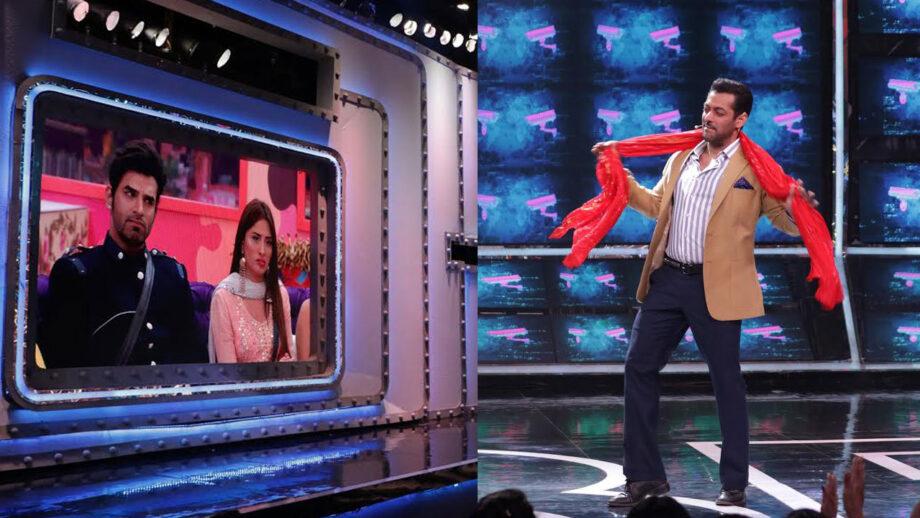 Bigg Boss 13 Day 13:Mahira and Paras become Salman's targets