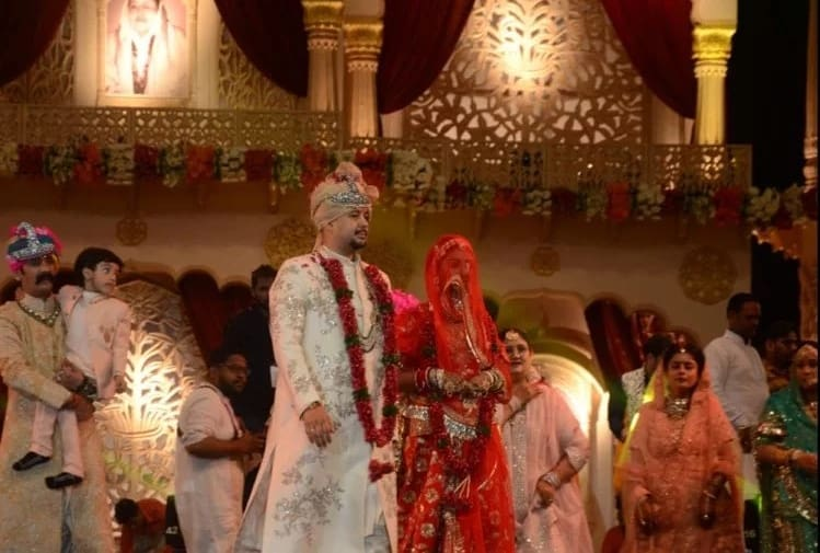 Check out Yeh Rishta Kya Kehlata Hai actress Mohena Kumari's marriage pictures 8