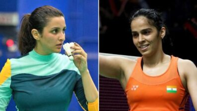 Decoding Saina Nehwal's message for Parineeti Chopra