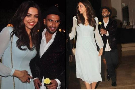 Deepika Padukone and Ranveer Singh: The most stylish B-Town couple