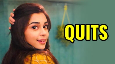 Eisha Singh turns on the taps in emotional farewell to Ishq Subhan Allah