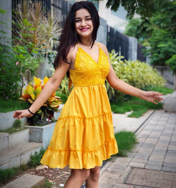 Here's some cuteness from TikTok star Avneet Kaur to brighten your day 8