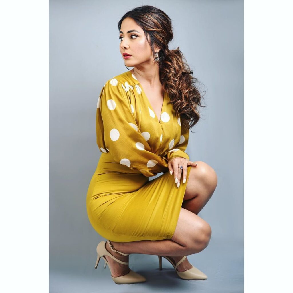 Hina Khan and her best Instagram looks