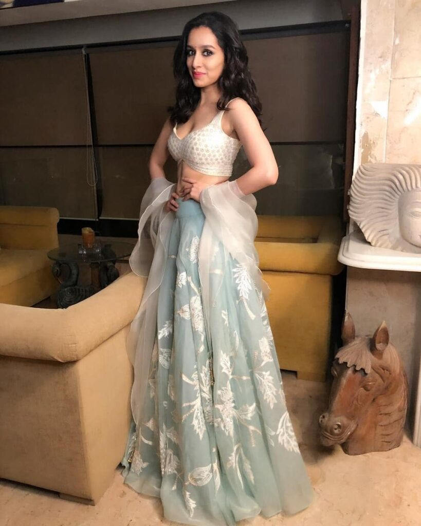 Iconic looks of Shraddha Kapoor that had us fawning over her 4